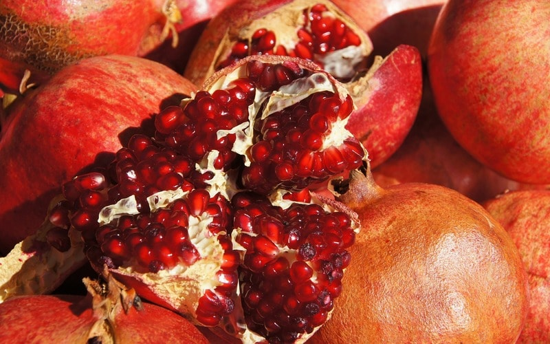 Чем полезен гранат (фрукт, сок, корки)