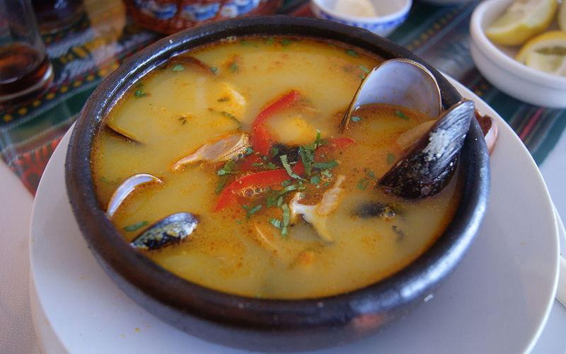 Soup_Bouillabaisse_Суп буйабес