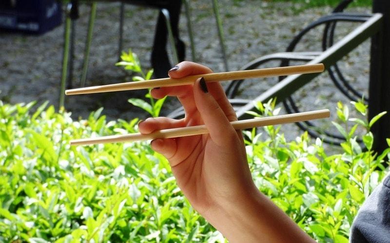 Kak_derzhat_palochki_dlya_sushi_Как держать палочки для суши 2
