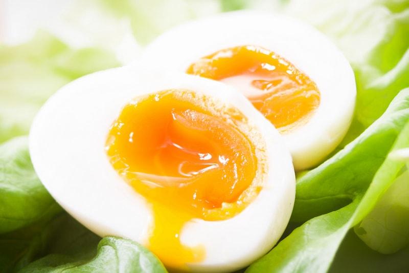 Яйцо в мешочек сколько