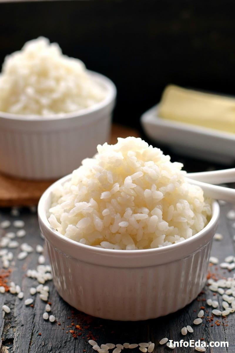Вареный рассыпчатый рис