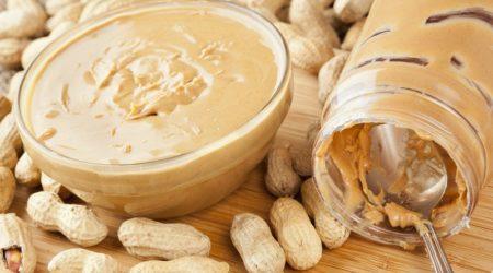 Сколько грамм арахисовой пасты в ложке