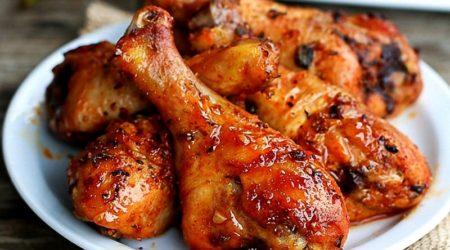 Как пожарить куриные голени с золотистой корочкой на сковороде