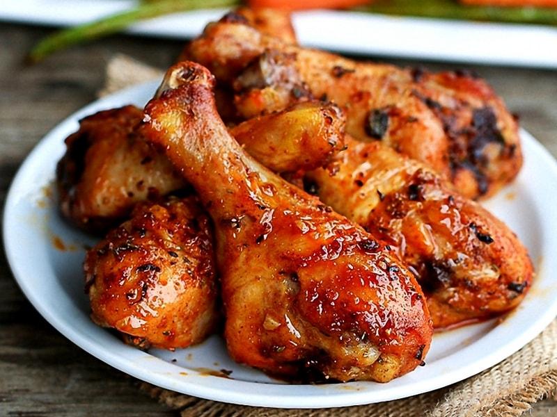 Рецепт ножек куриных на сковороде