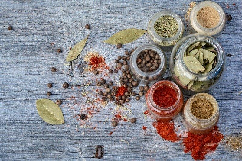 Как хранить специи на кухне