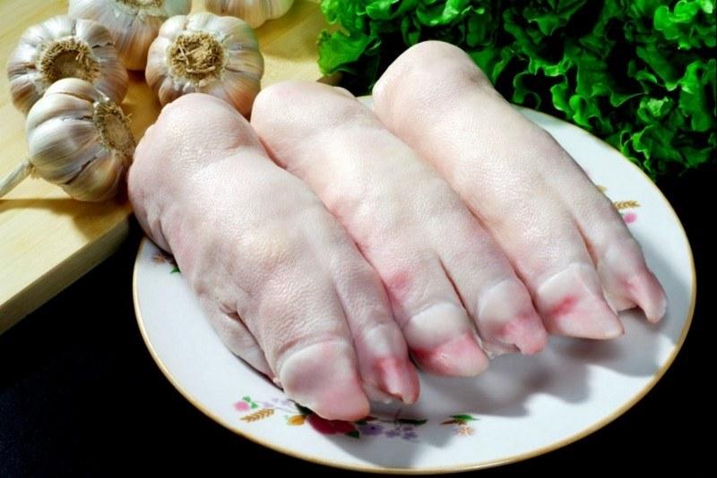 Сколько варить свиные ножки