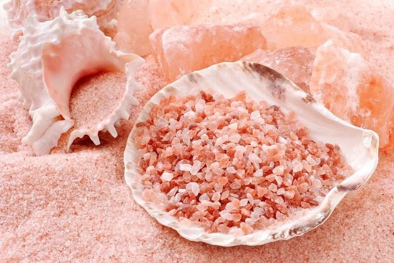 Розовая гималайская соль: польза и вред для здоровья