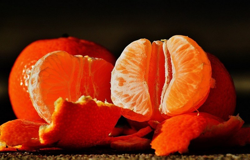 Вред мандарина для организма