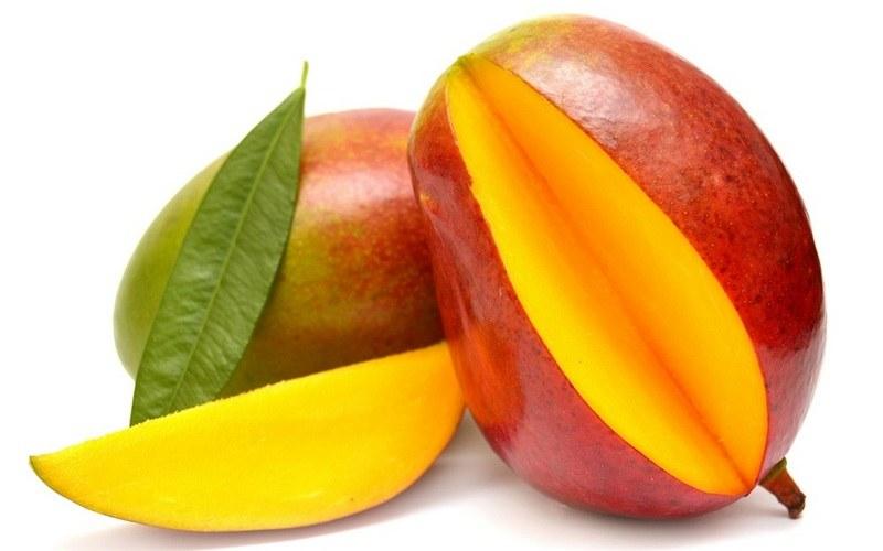 Сколько калорий в манго, содержание витаминов, бжу, полезные.