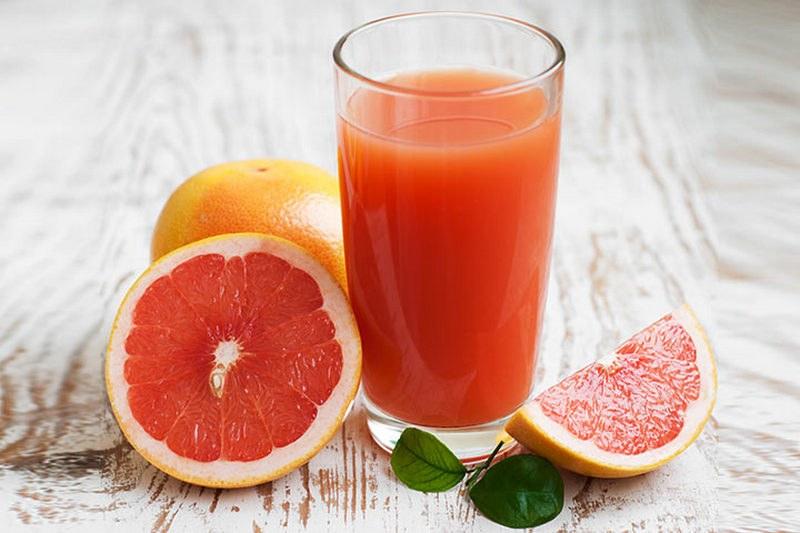 Польза грейпфрута и грейпфрутового сока