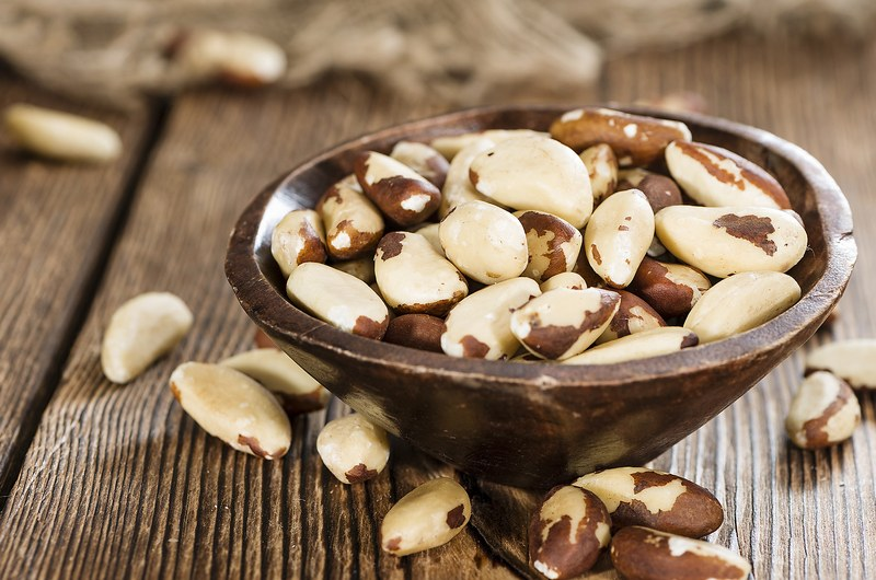 Польза бразильского ореха