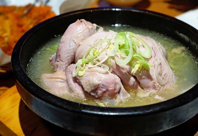 Бульон из супового набора