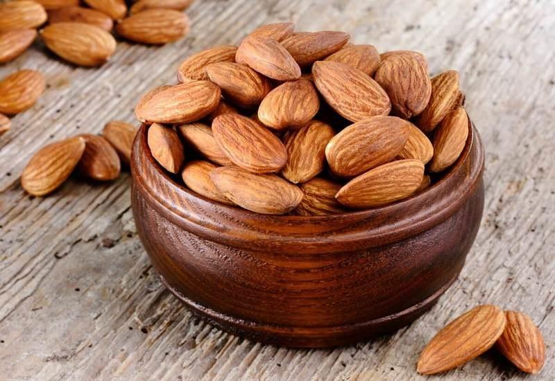 Польза миндального ореха