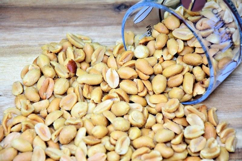 Как пожарить арахис в микроволновке