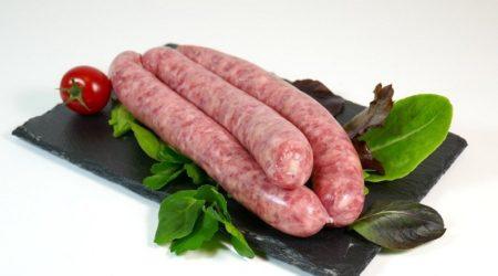 Домашняя колбаса в кишке