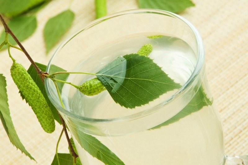 Как консервировать березовый сок с лимоном
