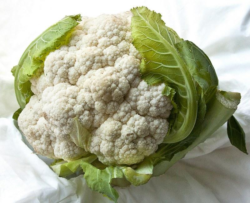 Польза цветной капусты для организма