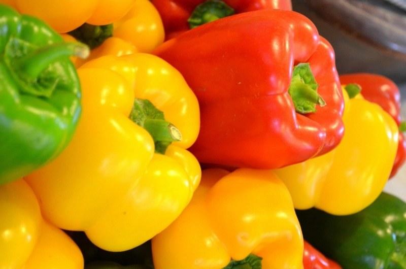 Как сохранить болгарский перец в холодильнике