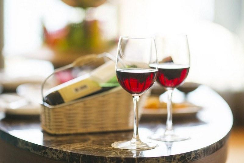 Польза красного сухого вина для здоровья