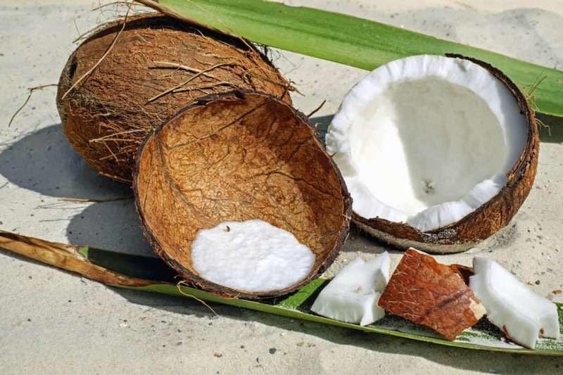 Состав молока кокоса