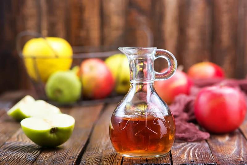 Вред яблочного уксуса