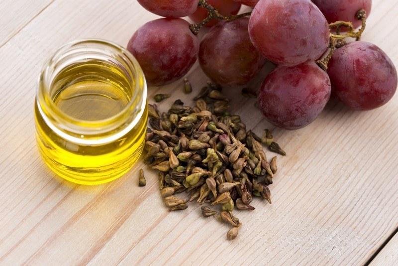 Масло виноградной косточки польза