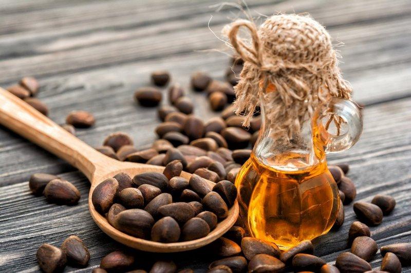 Польза масла кедрового ореха