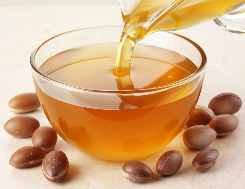 Применение арганового масла