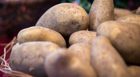 Сколько кг в ведре картошки