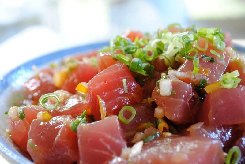Рыба тунец польза