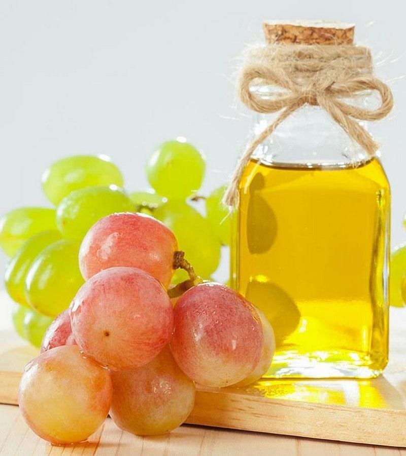 Вред масла виноградной косточки