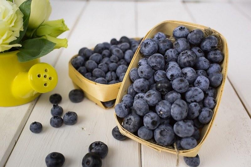 Голубика - польза и вред ягоды