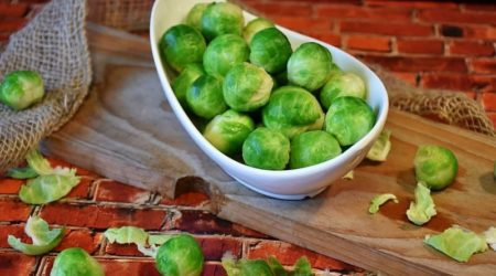 Как хранить брюссельскую капусту