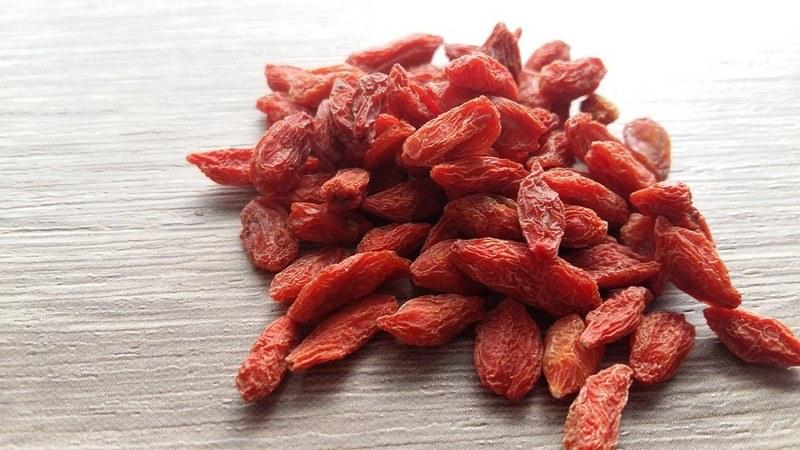 Вред ягод Годжи