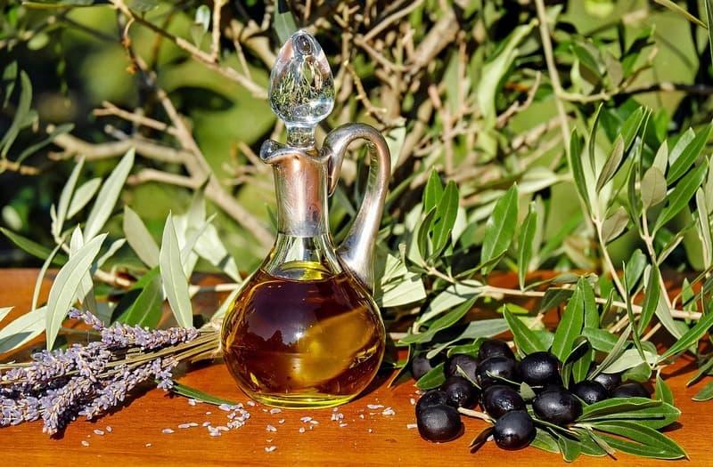 Жарка на оливковом масле