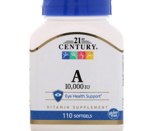 21st-Century-Vitamin-A-10000-МЕ-110
