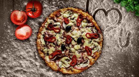 Сколько нужно пиццы на компанию