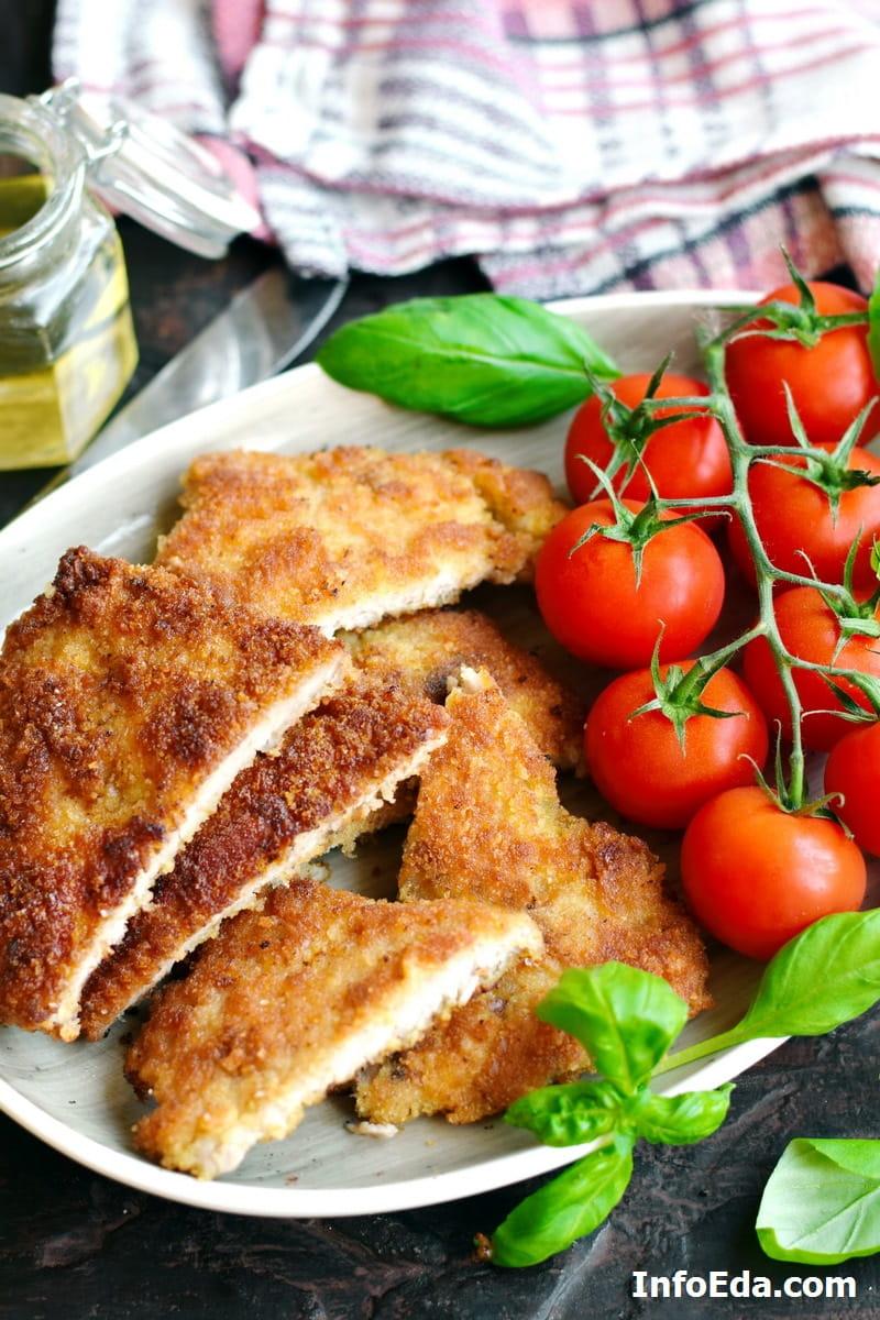 Мягкие и сочные отбивные из свинины на сковороде