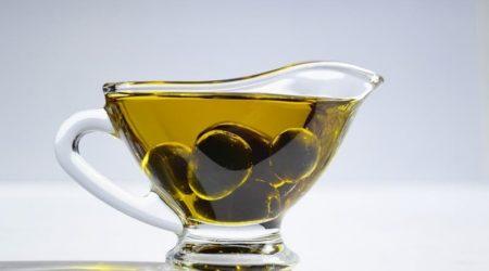 Сколько оливкового масла в ложке столовой и чайной