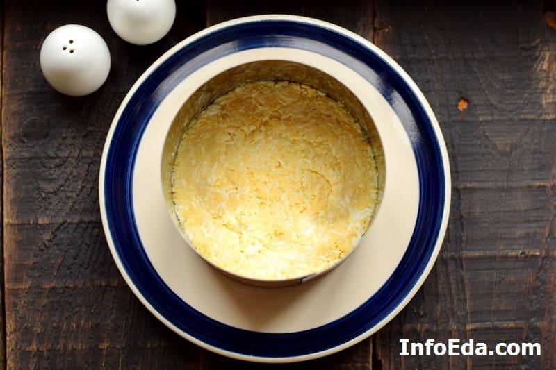 Слой яйца