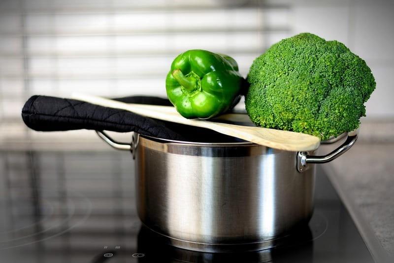 Бланширование в кулинарии