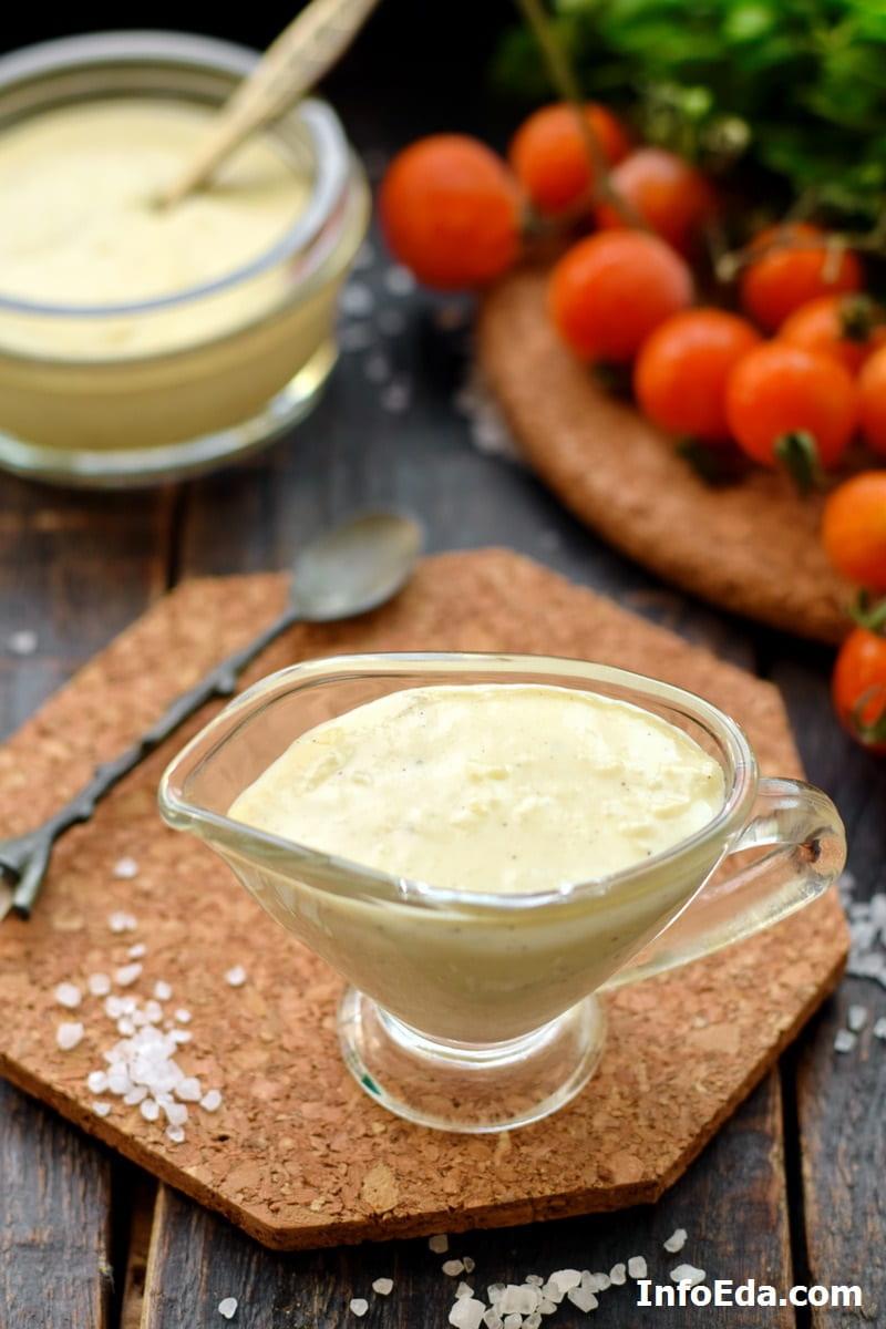 Сливочный соус Альфредо для пасты