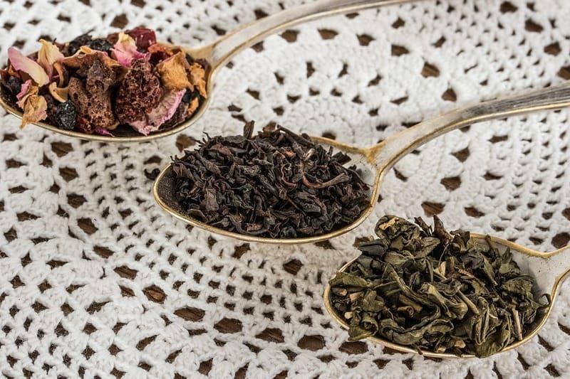 Сколько грамм чая в ложке